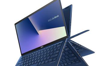 Asus'tan hem tablet hem bilgisayar: ZenBook Flip 13