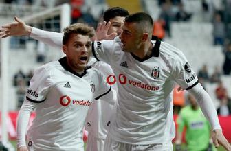 Beşiktaş Alanyaspor maçı golleri ve geniş özeti