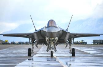 ABD'den İran'a karşı körfezde F-35'lerle devriye