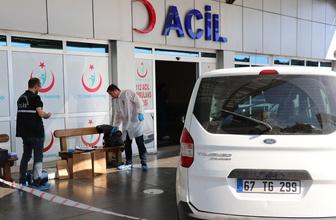 Zonguldak'ta iş adamı otomobilde kafasına sıktı