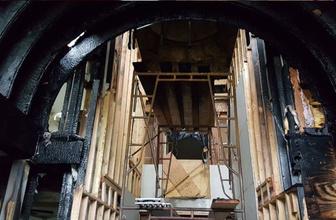 ABD'de kundaklanan camide büyük hasar! Türkiye'den sert tepki