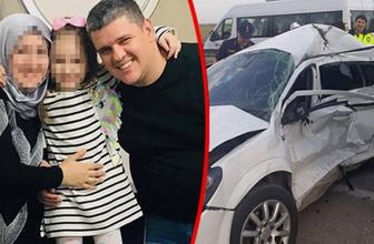 Bursa'da kırmızı ışıkta geçen kamyon otomobili biçti 1 ölü 1 yaralı