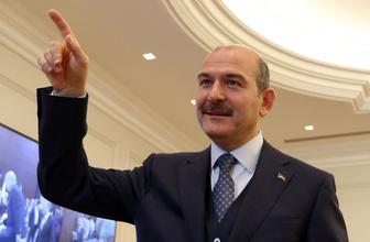 Bakan Soylu'dan 'Her şey güzel olacak' sloganının yasaklandığı iddiasına cevap