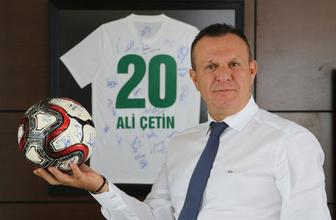 Denizlispor Süper Lig'deki hedefini açıkladı