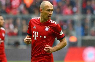 Arjen Robben'den emeklilik sinyali