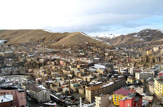 Bitlis'te sokağa çıkma yasağı!