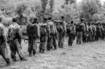 Teslim olan terörist PKK'nın çirkin yüzünü anlattı