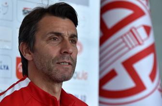 Antalyaspor'dan Bülent Korkmaz kararı