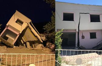 Ordu'da tehlike büyüyor: Bazı evler boşaltıldı