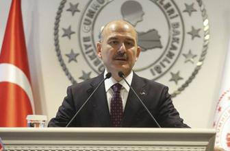 Süleyman Soylu: Türkiye ile ilgili ciddi bir tehditle uğraşıyoruz