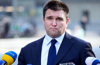 Ukrayna Dışişleri Bakanı söz verdiğim gibi deyip istifa etti