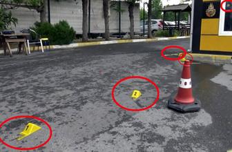 Akılalmaz olay! Taksi durağında silahlar peş peşe patladı