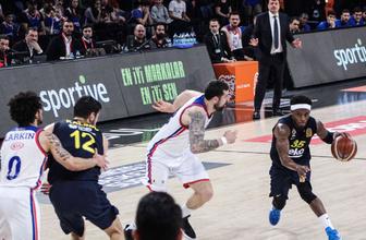 Fenerbahçe Beko: 73 - Anadolu Efes: 92  (MAÇ SONUCU)