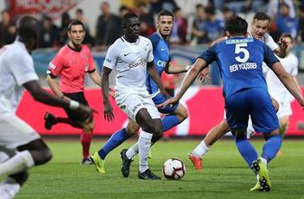 Kasımpaşa ile Konyaspor puanları paylaştı