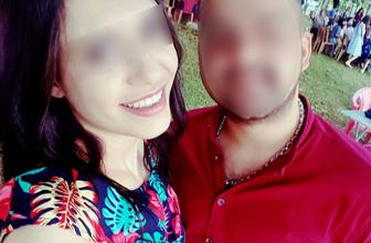 Hamile eşini 7 yerinden bıçaklayan cani kocanın hazin sonu