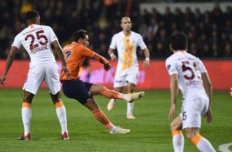 Galatasaray ile Başakşehir'in dev kapışması