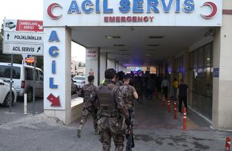 Şanlıurfa'da teröristlerle çıkan çatışmada 1 polis şehit oldu