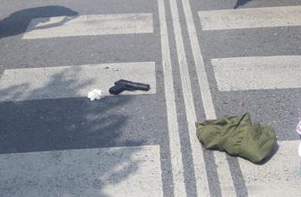 Jandarma ile uyuşturucu satıcıları arasında çatışma