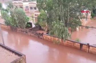 Mali'de ölü sayısı artıyor sel faciasında 16 kişi hayatını kaybetti