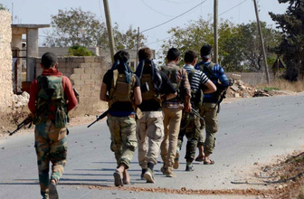 Suriye'nin kuzeyinde YPG/PKK ile ÖSO sıcak çatışmaya girdi