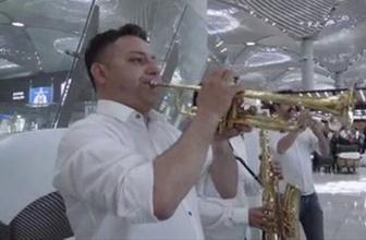 İstanbul Havalimanı'nda muhteşem 19 Mayıs konseri!