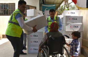 TİKA'dan Kerkük'e Ramazan yardımı