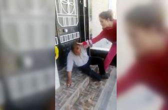 Tacizciyi terlikle dövmüştü! O kadın konuştu: Şiddete karşıyım ama dayanamadım
