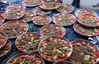 Ramazan ayında iftarda en çok yenen yemek Kilis tava oldu