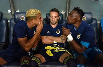 Cameni: Fenerbahçe'den ayrılmak istiyorum