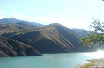 Göyne Barajı'nın su seviyesi yüzde 96'ya yükseldi