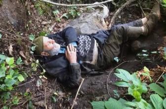 Ordu'da yaşlı adam 8 gün sonra tesadüfen bulundu