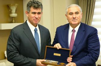 Mehmet Akarca yeniden başkan