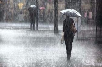 Meteoroloji'den uyarı! Sağanak yağış ve rüzgar etkili olacak!