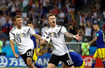 Almanya'nın Estonya maçı kadrosu belli oldu