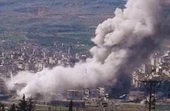 ABD: Esad rejimi Suriye'de kimyasal saldırı gerçekleştirdi