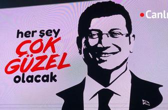 Ekrem İmamoğlu canlı yayını izleyin! Vaatlerini seçim kampanyasında anlattı