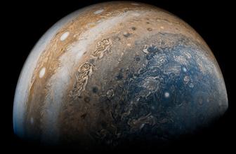NASA açıkladı! Jüpiter'in manyetik alanı zaman içinde değişiyor
