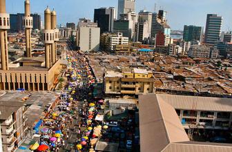 Nijerya'da internet kullanımı rekor seviyeye ulaştı