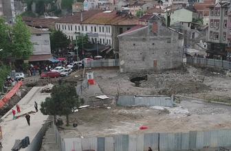 Trabzon'da keşfedildi çalışma hemen durduruldu