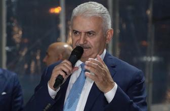 Binali Yıldırım Akbil indirimindeki farkın belediyenin kasasından ödeneceğini açıkladı