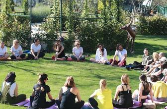 Yogacıların yeni trendi Kazdağları