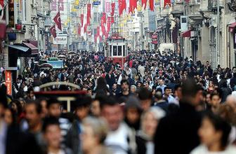 Türkiye'nin yeni nüfusu açıklandı! İşte Türkiye'nin il il nüfusu