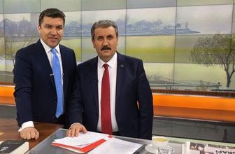 """Mustafa Destici'den """"APO"""" çıkışı: Cumhur İttifakı'na kurulmuş bir tuzak"""