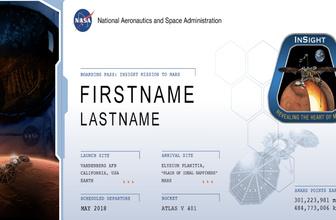 NASA Mars bileti nasıl alınır Nasa bileti kaç para