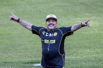 Efsane futbolcu Diego Maradona tutuklandı!