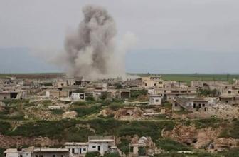 Suriye rejimi İdlib civarını yine bombaladı: 8 ölü