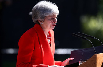 İngiltere Başbakanı Theresa May 7 Haziran'da istifa edeceğini açıkladı
