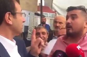 İmamoğlu ile seçmen arasında güldüren diyalog: Talimat yok!