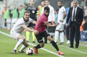 Beşiktaş son 5 sezonun en kötü performansını gösterdi