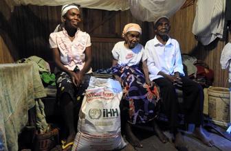 Türkiye'den Madagaskar'a Ramazan yardımı